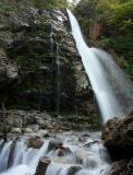 Busteni waterfall