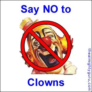 SayNo-Clowns