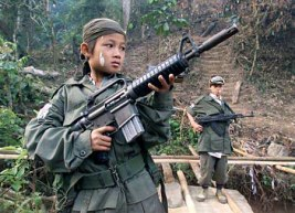 Child soldier 1