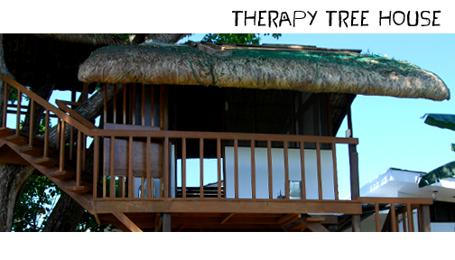 Love146 therapy treehouse