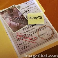 Phony orphanage file pic