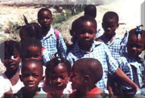 Haitian-Children