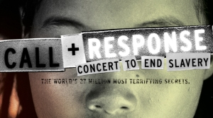 Call+response poster green