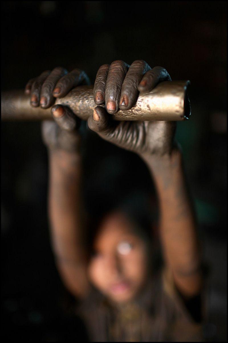 Child slave