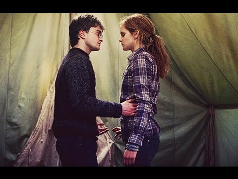 harry and hermione dance