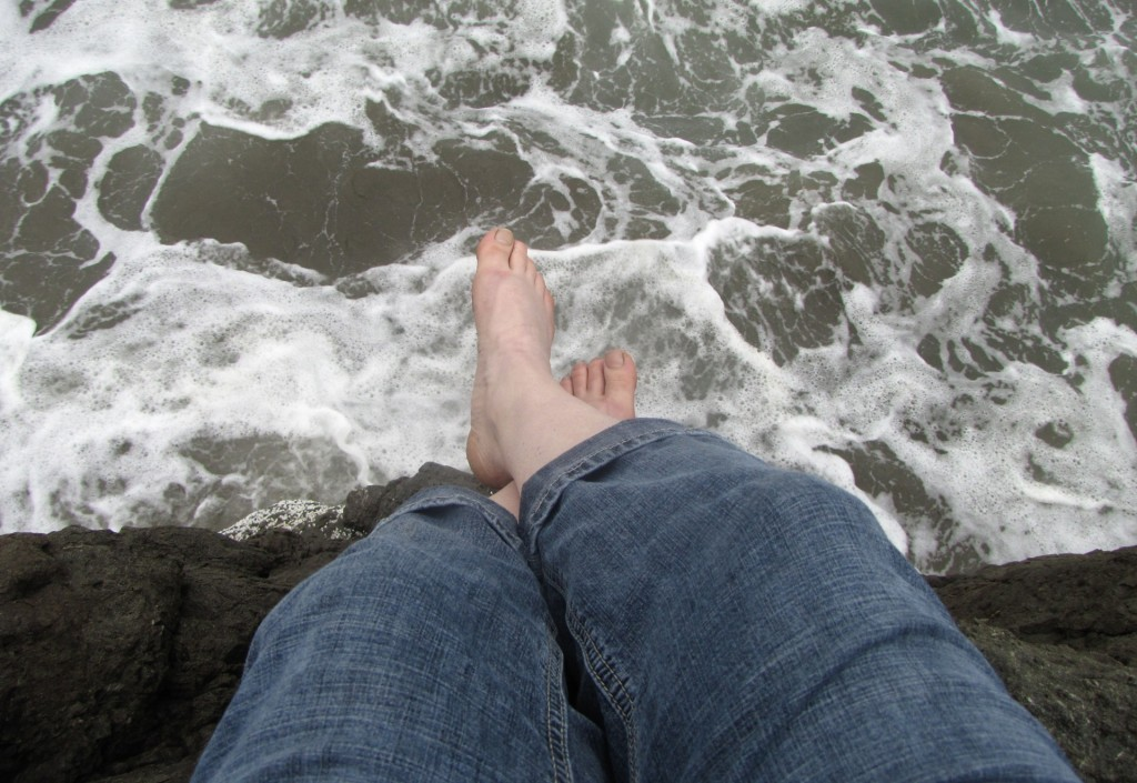 Barefoot in the Sanctuary: Why I Bare My Feet in Worship