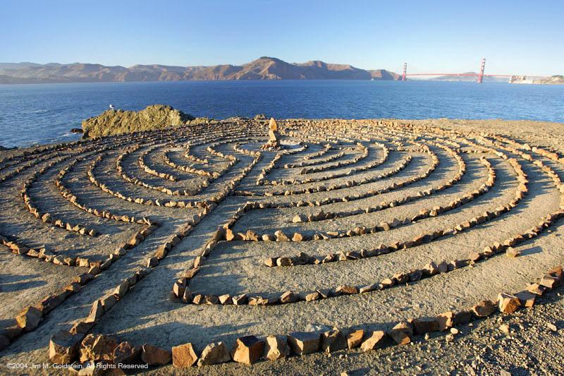 Lands End Labyrinth