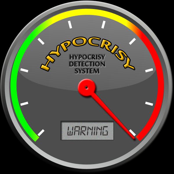 hypocrisymeter
