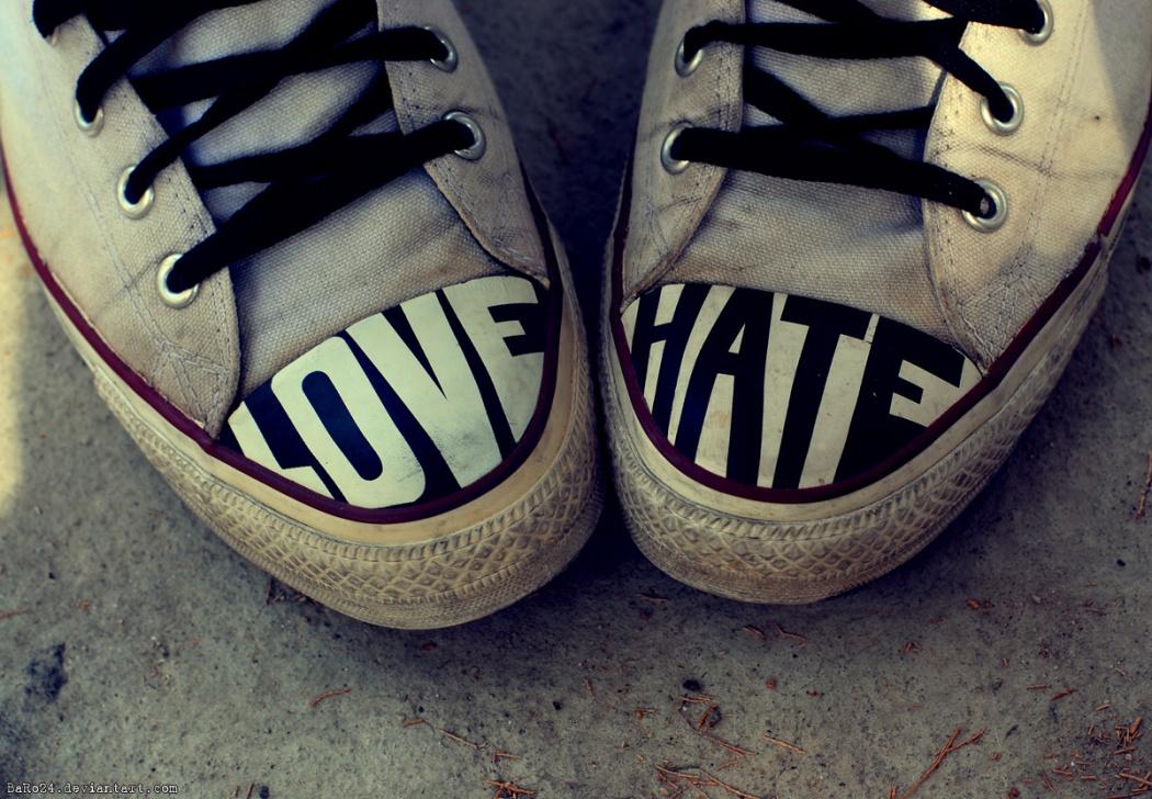 LoveHateSneakers