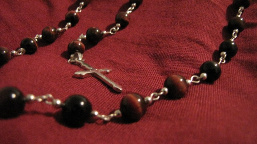 Red Rosary