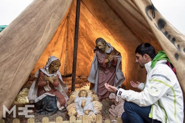 Christmas in Iraq - IDP