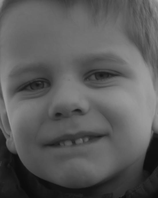 Ethan Close Up