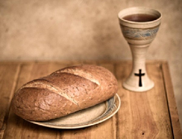 Russian Orthodox eucharist